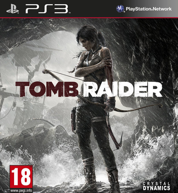 TombRaider Cover